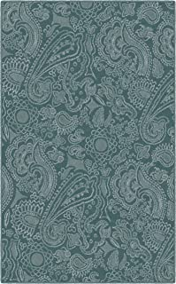 Best maples rugs paisley floral accent rug Reviews