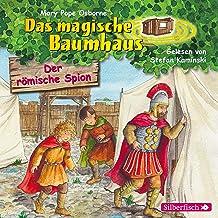 Der römische Spion: Das magische Baumhaus 56
