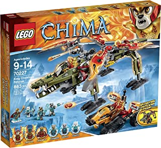 Best lego legends of chima all sets Reviews