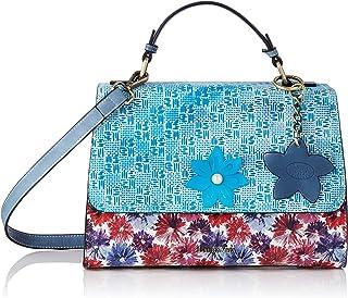 Laura Vita Damen 4231 Clutch, Handle Bag, M