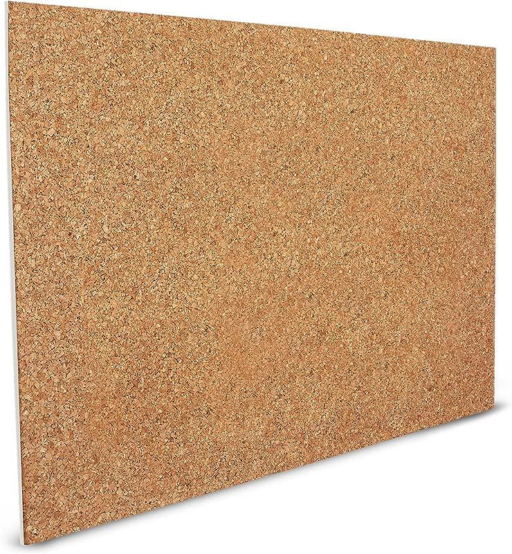 ELMERS Cork Foam Boards 20 X 30 3 8 Thick 950180