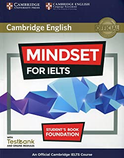 Mindset for IELTS Foundation Student's Book with Testbank and Online Modules: An Official Cambridge IELTS Course (Modular ...