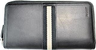 BALLY 【バリー】 ラウンドファスナー 長財布 (小銭入れ付き) 6179156 TASYO 290/BLACK