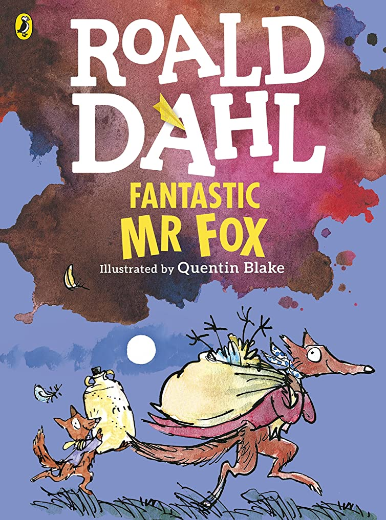 主コールド百科事典Fantastic Mr Fox (Colour Edn) (Dahl Colour Editions) (English Edition)