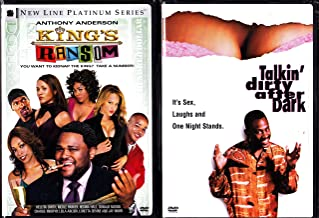 King's Ransom , Talkin Dirty After Dark : Martin Lawrence - 2 Pack Collection
