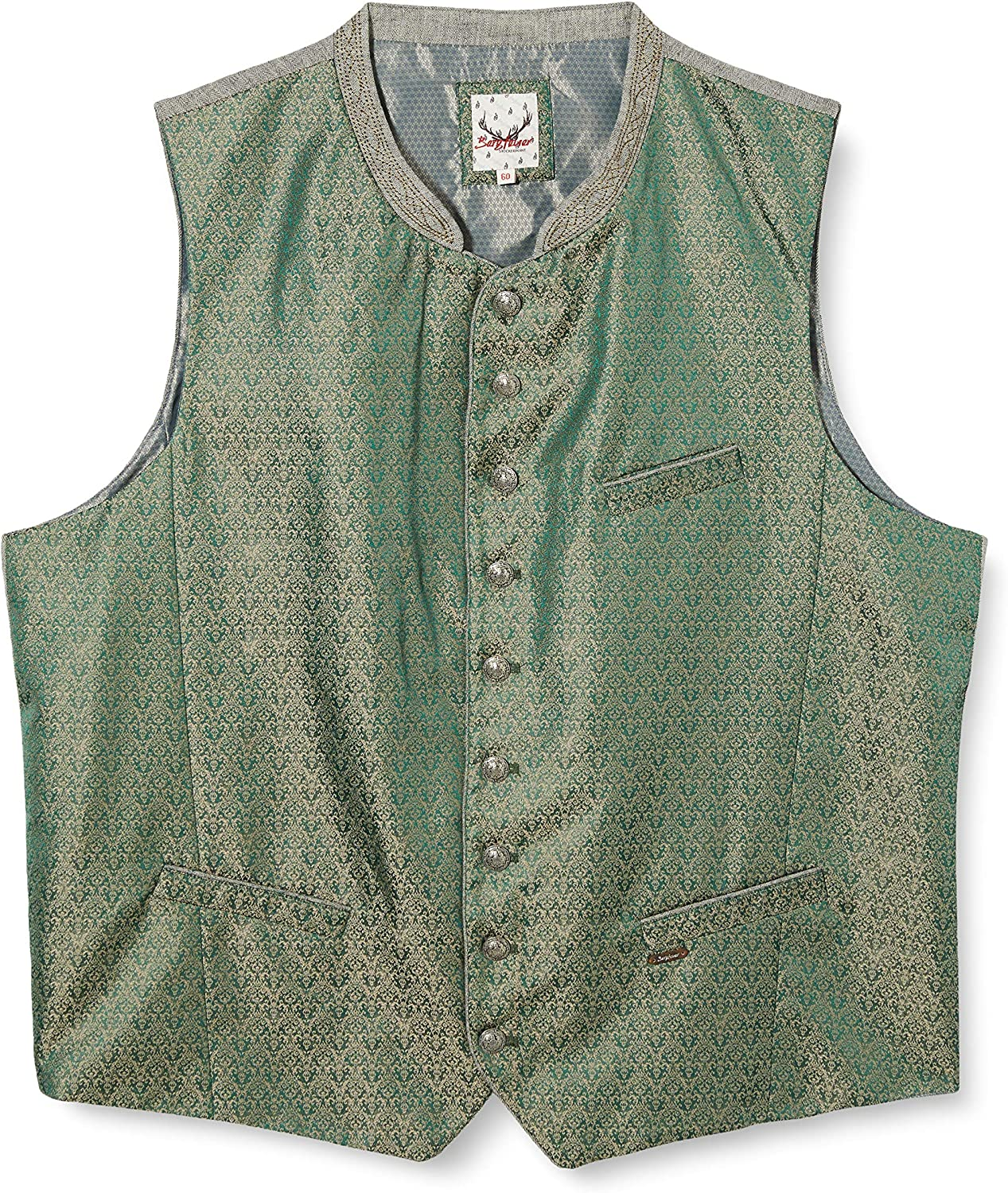 Stockerpoint Tradition Vest Wallace Green, 36