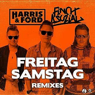Harris & Ford & Ostblockschlampen feat. Finch Asozial Freitag, Samstag Explicit Ostblockschlampen & Eastblock Bitches Remix Mit Music Unlimited anhören