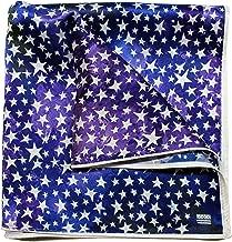 Silk Pocket Square by American Pocket Square Company   Artistic, Pure Silk, Premium Quality for Men: