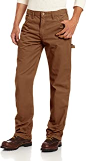 Men's Relaxed Straight-Fit Lightweight Duck Carpenter Jean
