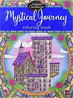Cra-Z-Art Timeless Creations Adult Coloring Books (16269-6)