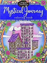 mystical journey coloring book
