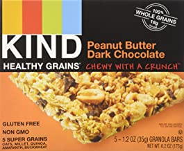 product image for Peanut Butter Dark Chocolate 6 Ounces (Case of 8)