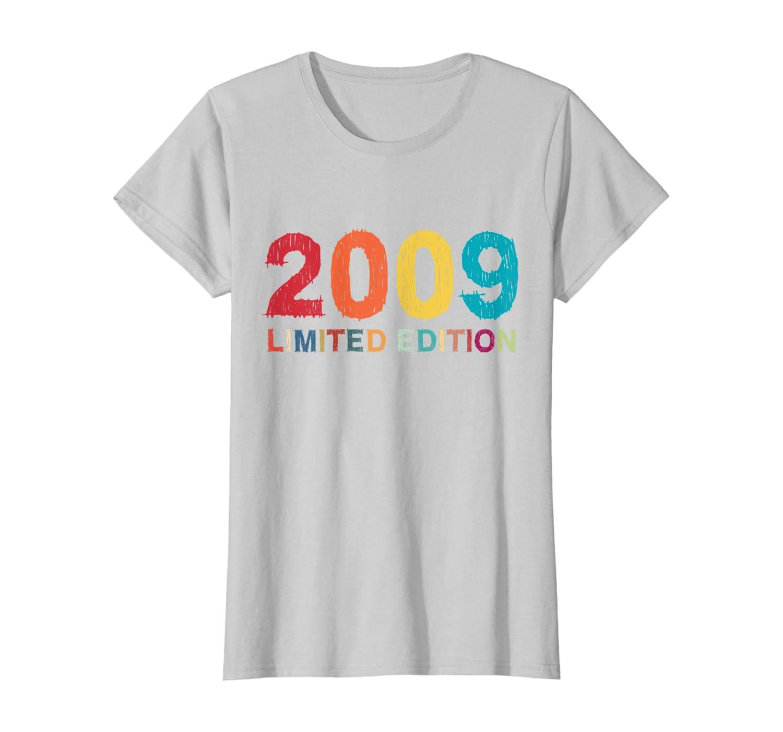 11 Ans Anniversaire Enfants Gar/çon Fille Cadeau Humour 2009 T-Shirt