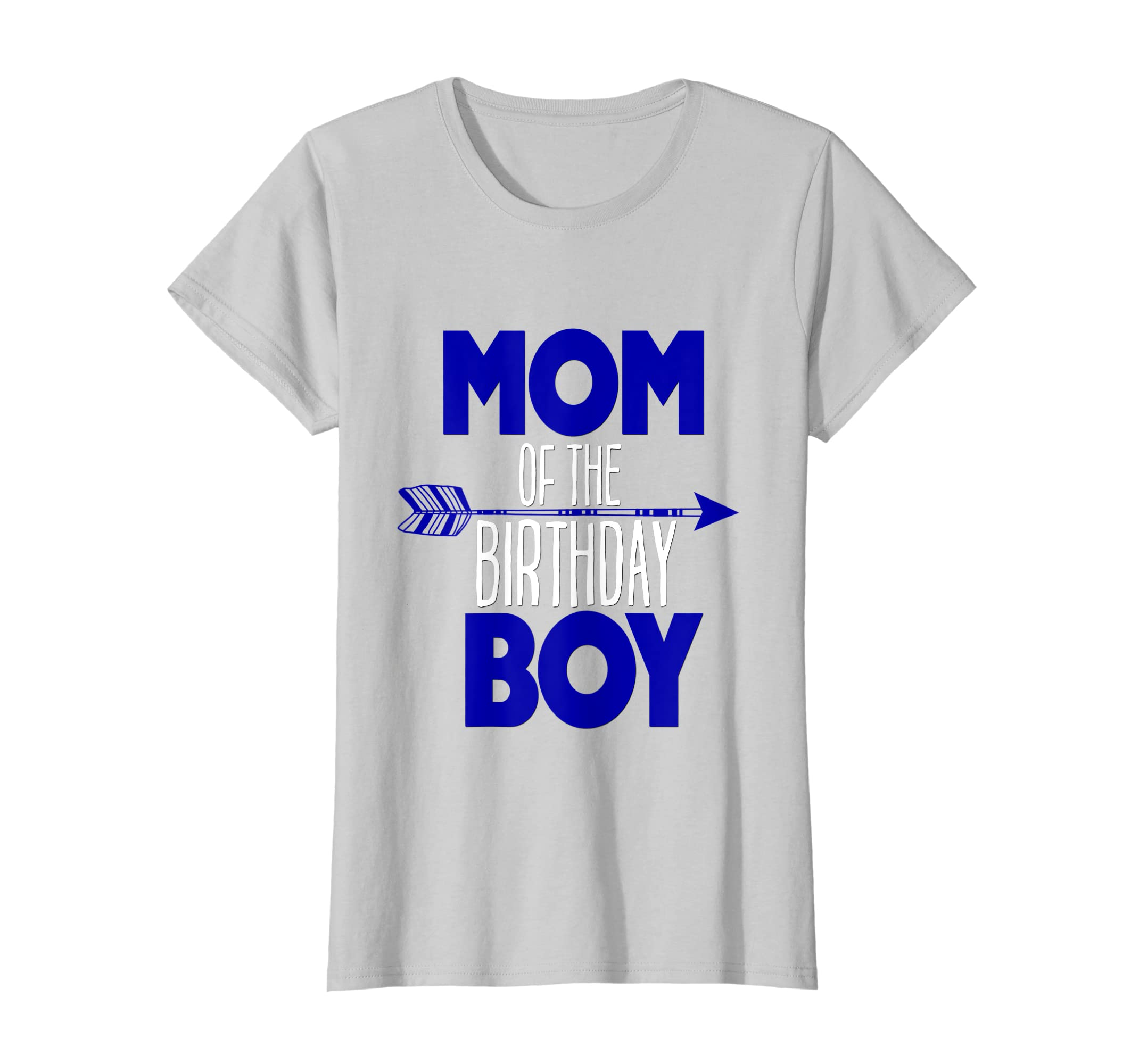 Amazon Mom Of The Birthday Boy Shirt Matching Family Party Arrow Clothing