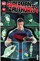 Superman and the Authority (2021-) #1 Kindle Edition