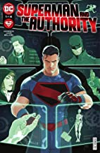 Superman and the Authority (2021-) #1