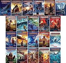 I Survived Series Complete Books Set (21 Books)