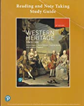 Reading and Note Taking Study Guide for The Western Heritage Since 1300 12th Edition, AP® Edition ©2020 (HS Binding)