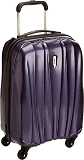 Vip Polycarbonate 53 Cms Purple Carry-On (VERNXT53MDP)