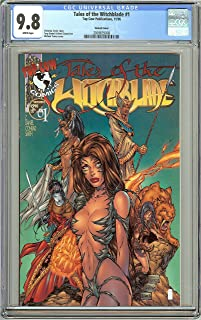 Tales of Witchblade #1 CGC 9.8 White Pages (1996) 2009835008 Variant Cover