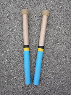 Steel Drum Pan Mallets - Lead/Tenor