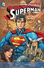 Superman Vol. 4: Psi-War (The New 52)