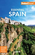 Fodor's Essential Spain 2019 (Full-color Travel Guide)
