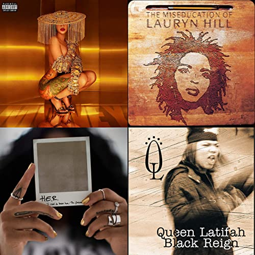 Ladies First: Female MCs by Angie Martinez, Khia, Foxy Brown