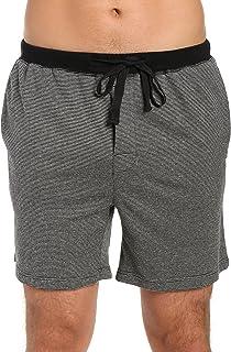 Noble Mount Twin Boat Mens Knit Lounge/Sleep Shorts