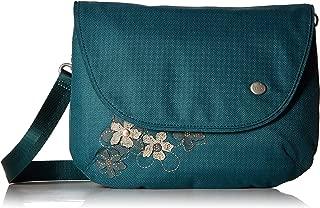 Haiku Women's Bliss RFID Blocking Crossbody Travel Saddle Bag