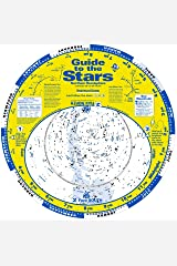 David H. Levy's Guide to the Stars Map