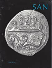 SAN Journal of the Society for Ancient Numismatics : Numismatic typology of Antoninus Pius; The Mystery Solved a new Definition of HVR ha Yehudim; Another Constantinopolis Wolf and Twins Coin; An Unlisted Alexandrian Tetradrachm of Nero (Vol. XI, No. 2 Summer 1980)