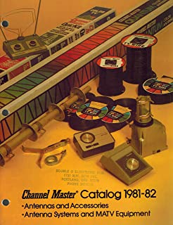 channel master catalog