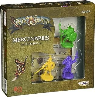 Rum and Bones: Mercenaries Heroes Set 2