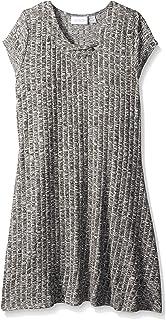 فستان بناتي قصير الأكمام من ذا كيدز بليس