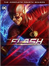 flash season 4 dvd