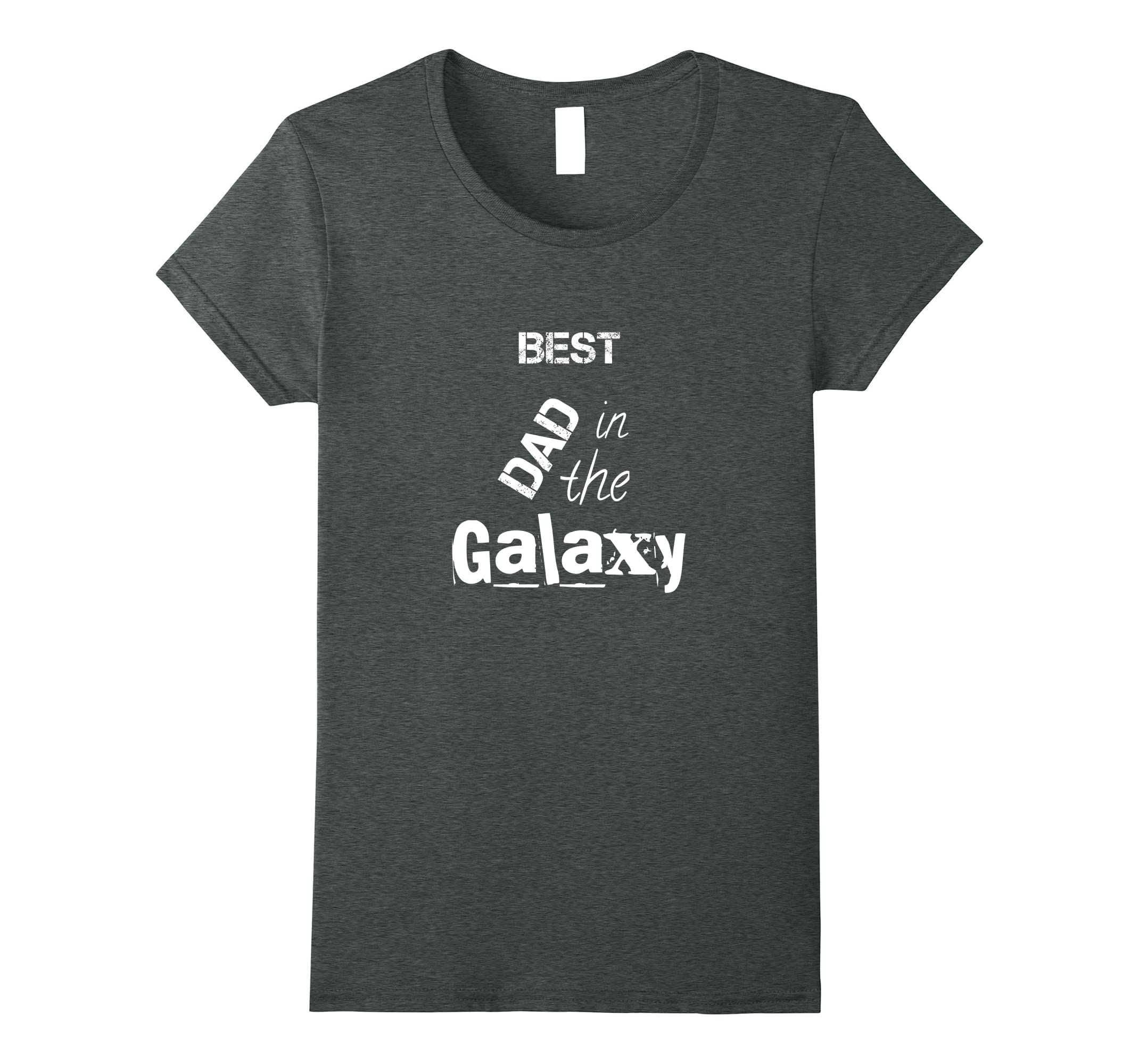 Best dad in the galaxy tee shirt