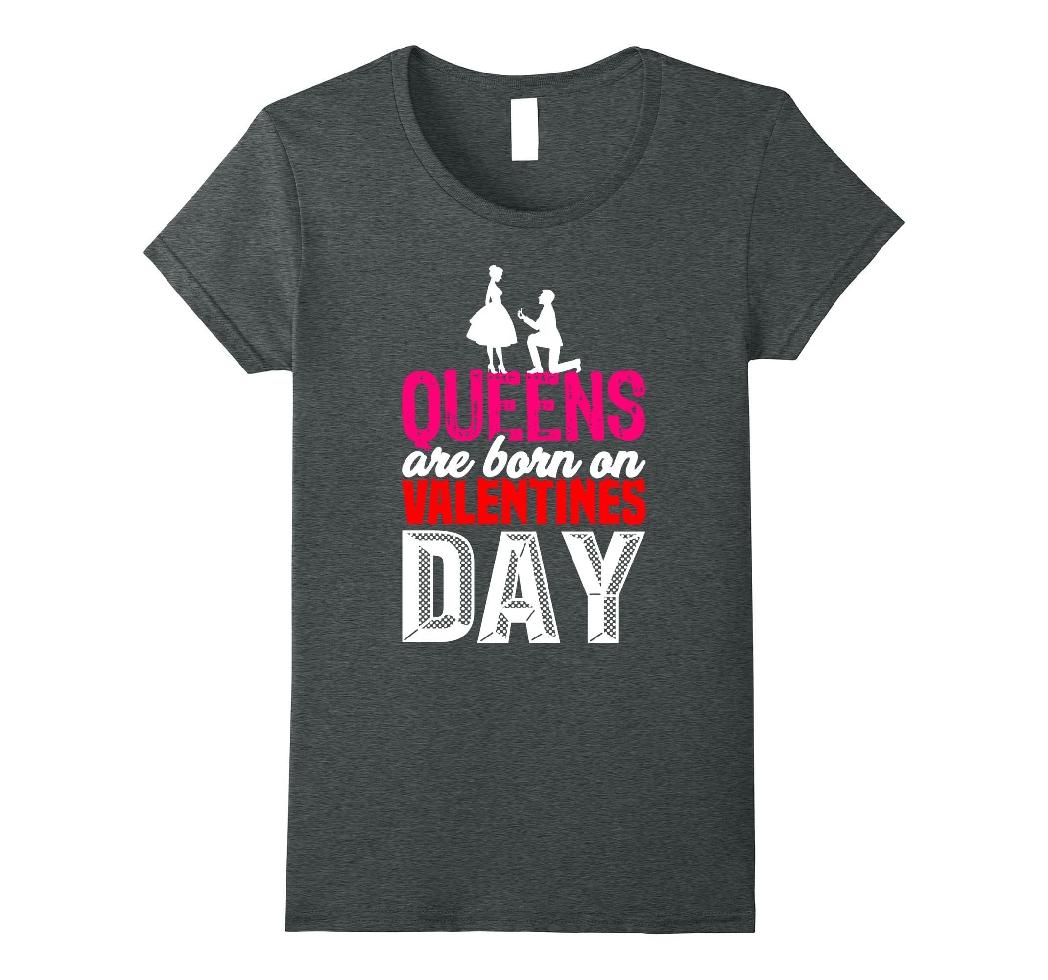 Queens Valentines tshirt Queen Shirts-Xalozy