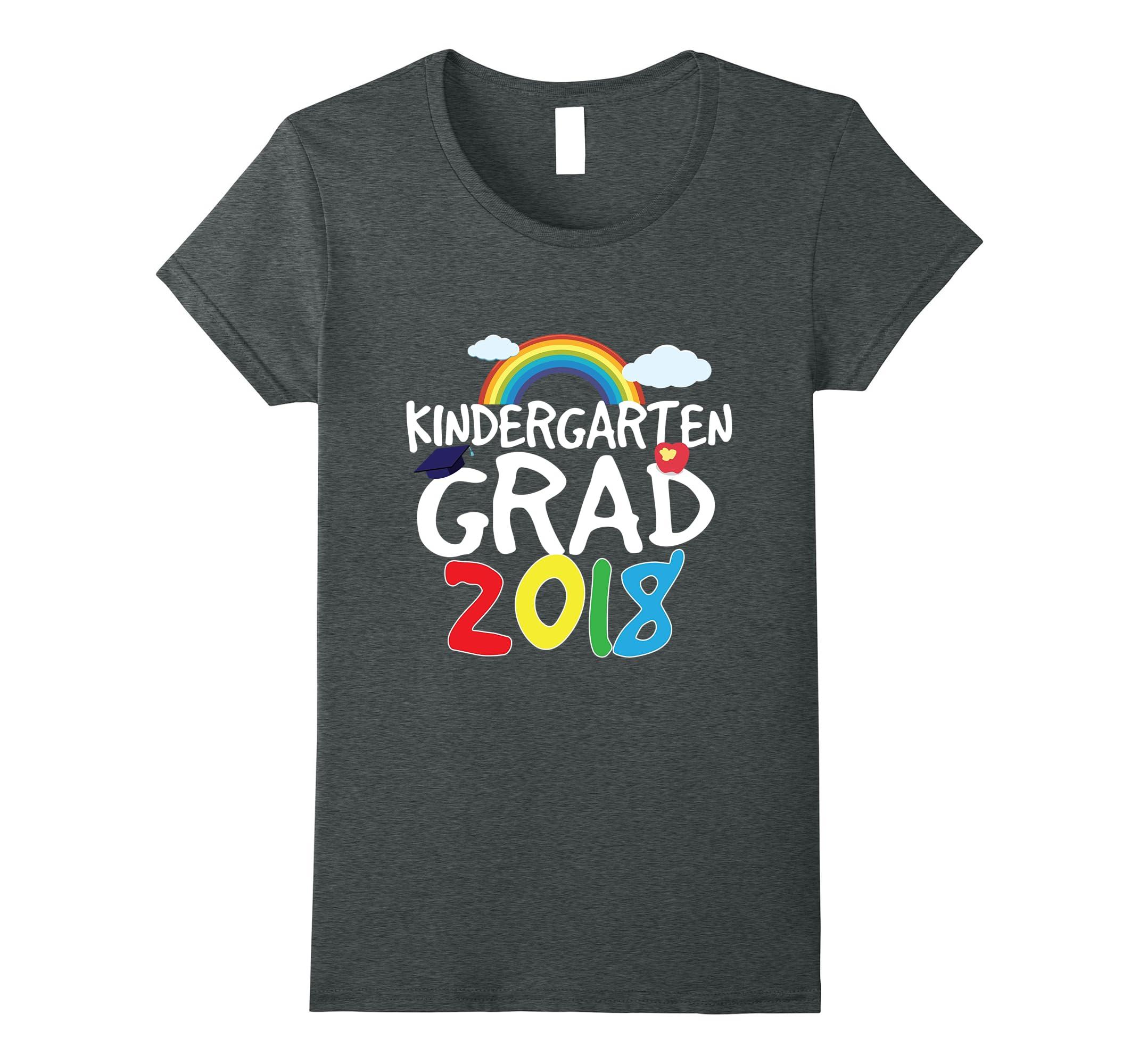 Kindergarten Graduation T-Shirt 2018 Last Day of School Gift-Newstyleth