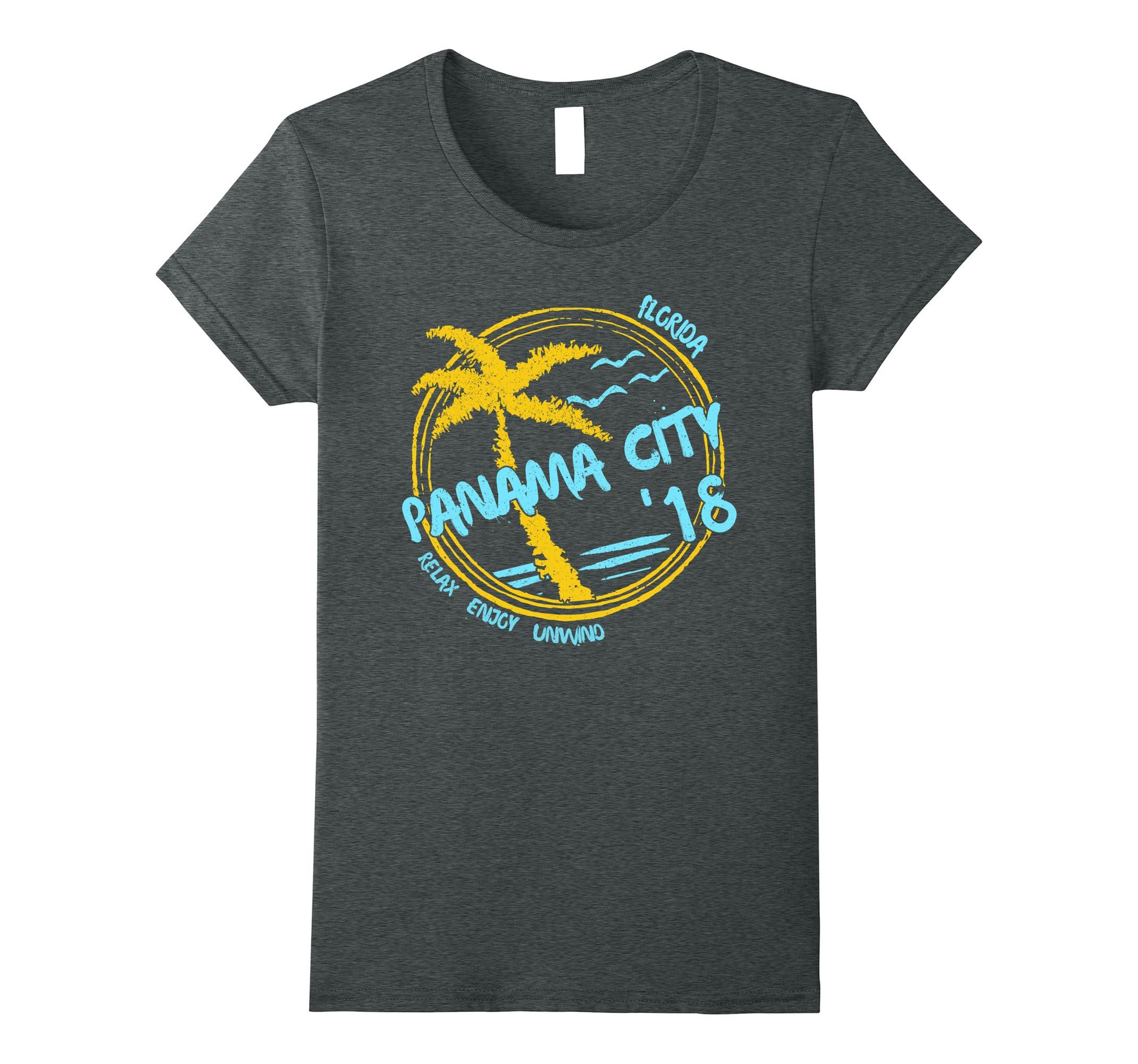 Panama City Florida T Shirt Souvenir
