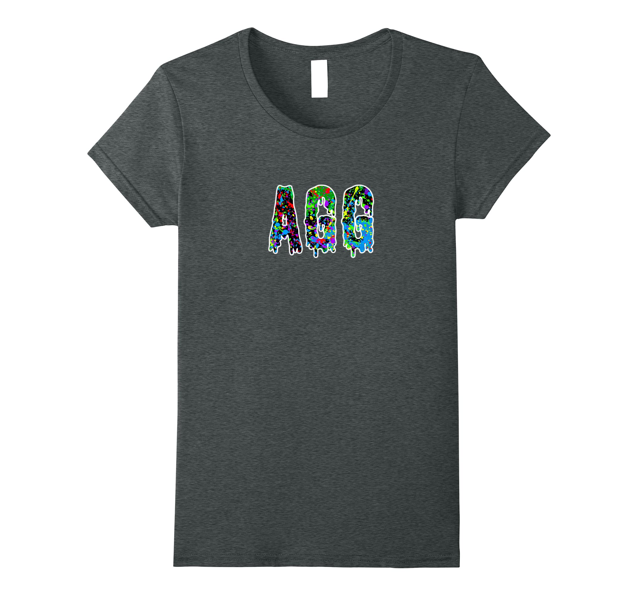 AGG Aggro Clean Paintball T Shirt-Tovacu