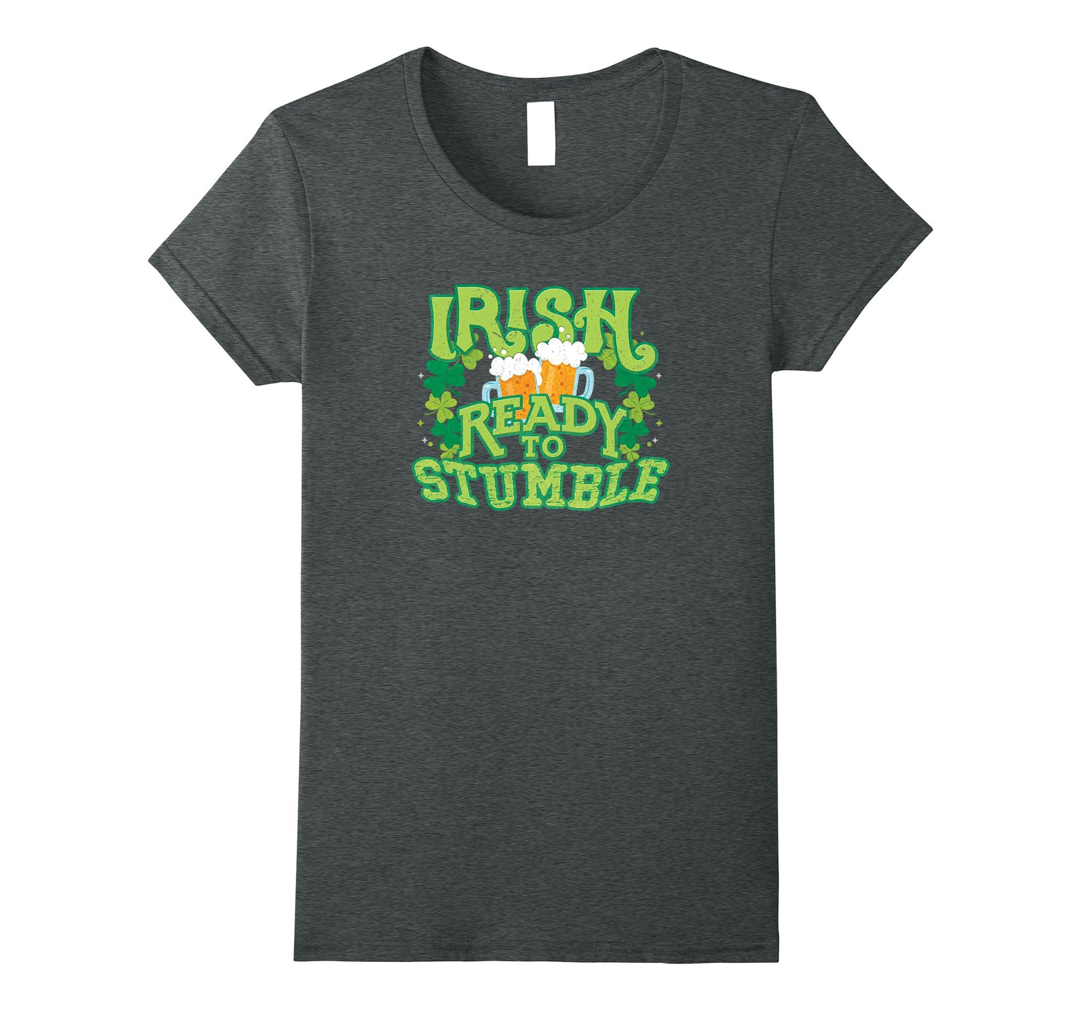 Irish Stumble St Day Drinking