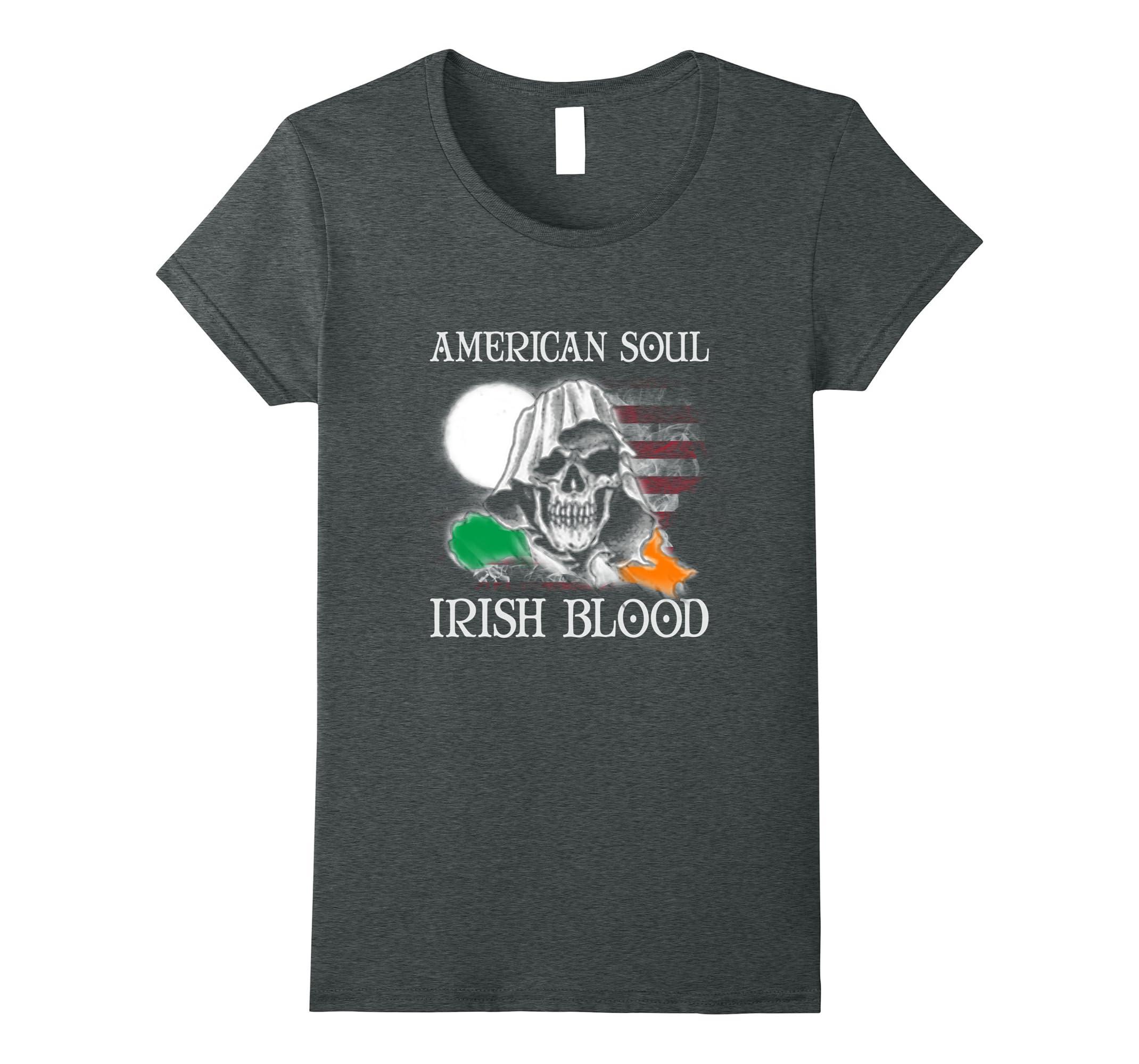 American Irish blood Patricks coming-Awarplus