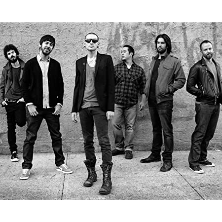 "USA ROCK Band Super Star Great Singer 42/""x24/"" Poster 092 Linkin Park"
