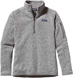 Womens Better Sweater 1/4 Zip 25617
