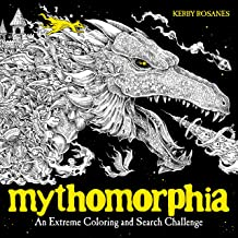 Mythomorphia: An Extreme Coloring and Search Challenge PDF