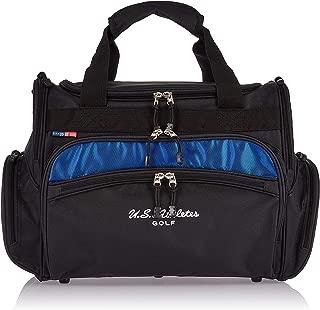 LEZAX(レザックス) U.S.Athlete ボストンバッグ ブラックxブルー USBB-2203 BK/BL