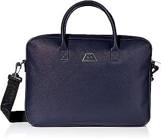 Armani Exchange Herren Logo Briefcase Henkeltasche
