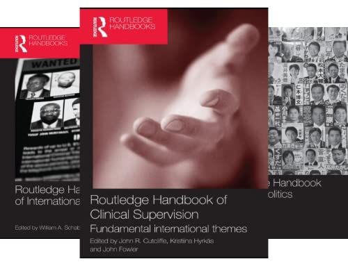 Routledge Handbooks (24 Book Series)