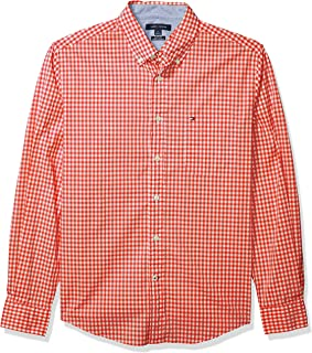 Men's Long Sleeve Button Down Shirt in Classic Fit,...
